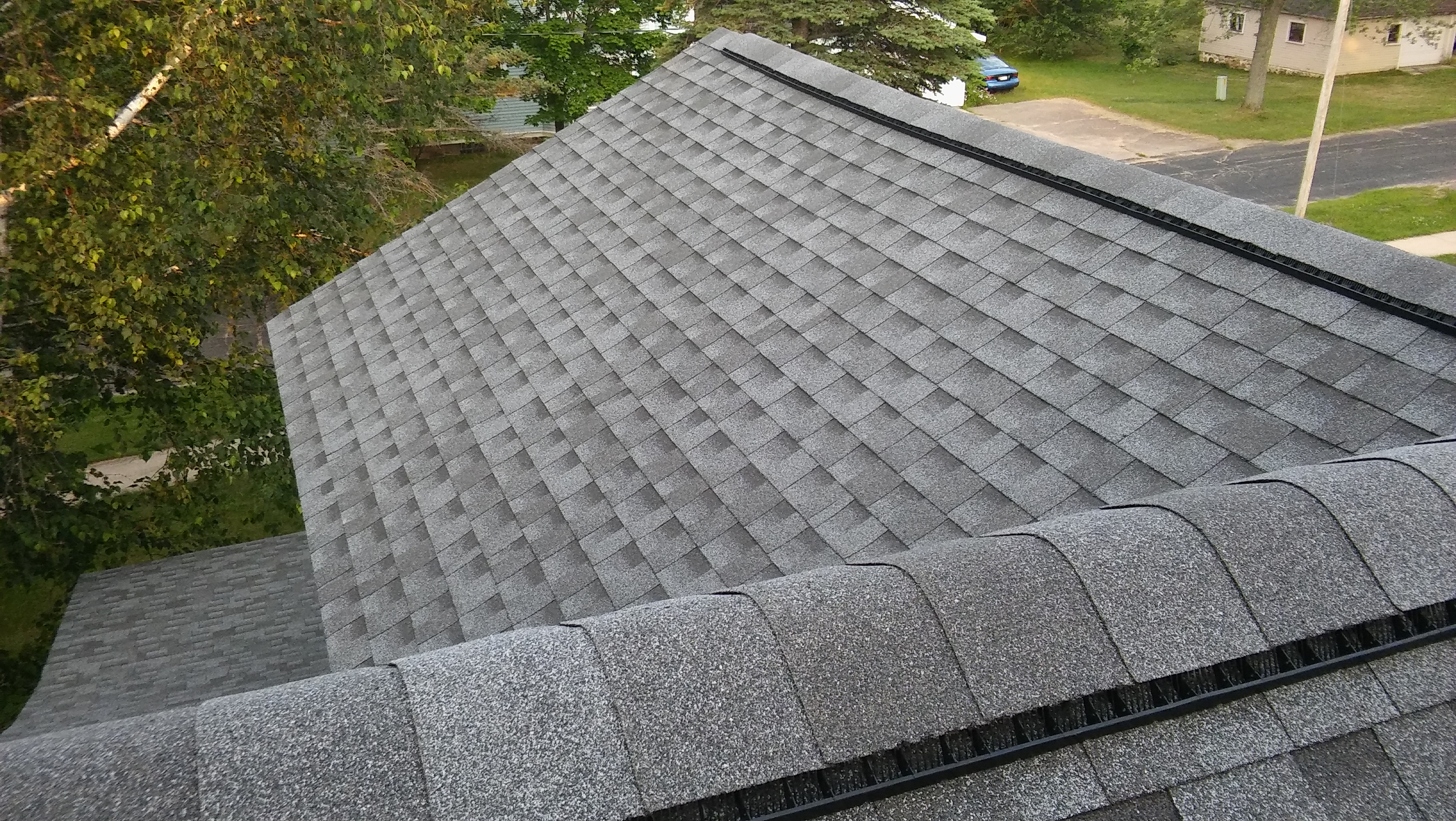 Asphalt Shingle Roofing Gallery Oakwood Exteriors