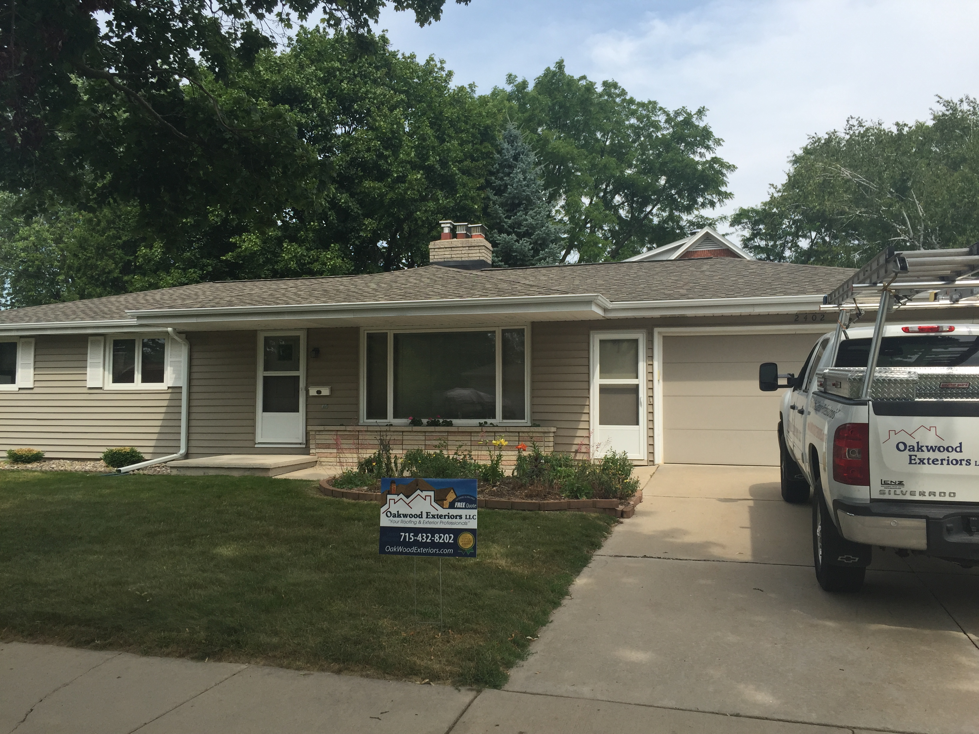 Asphalt Shingle Roofing Appleton