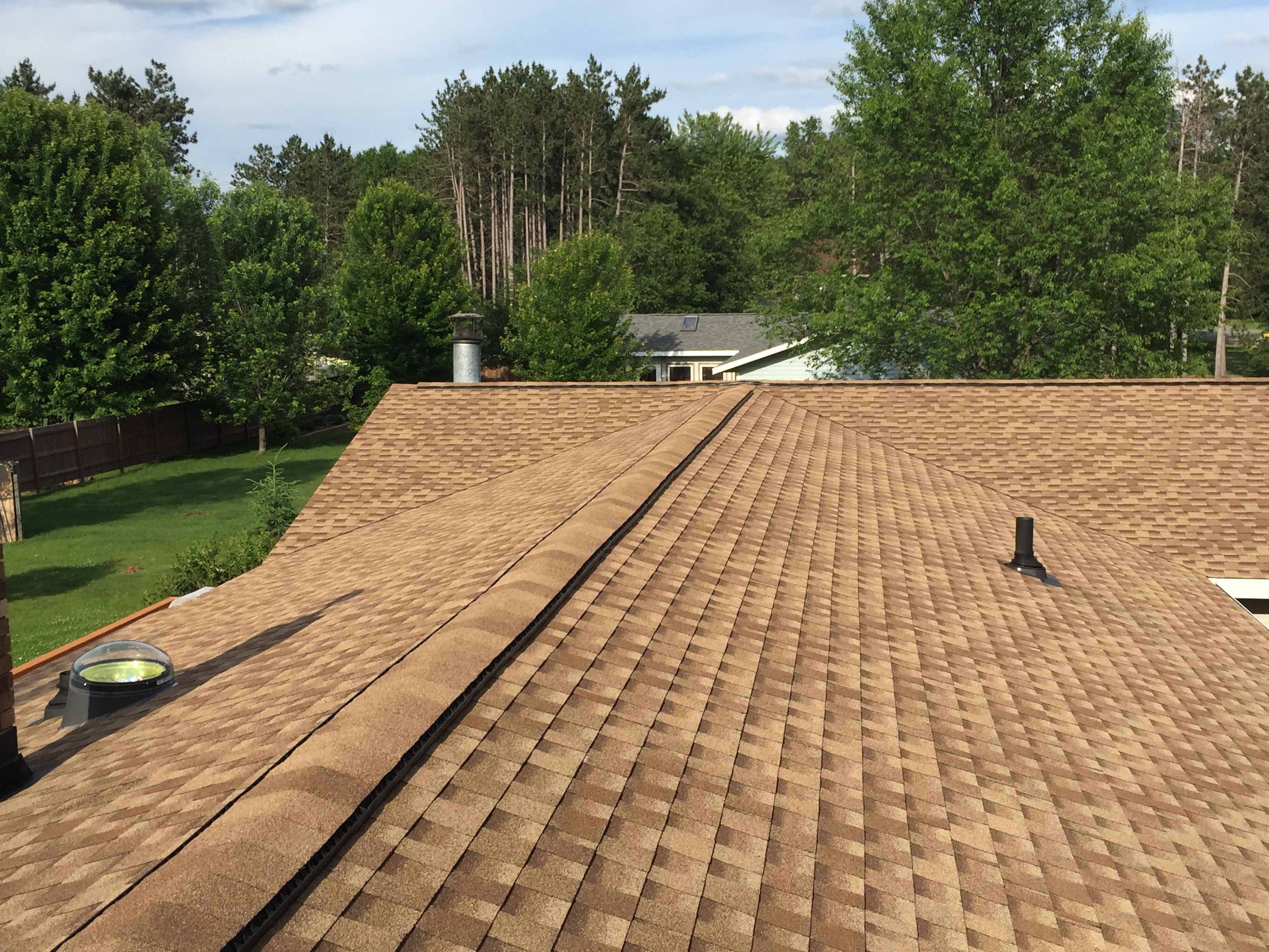 Asphalt Shingle Roofing Wausau