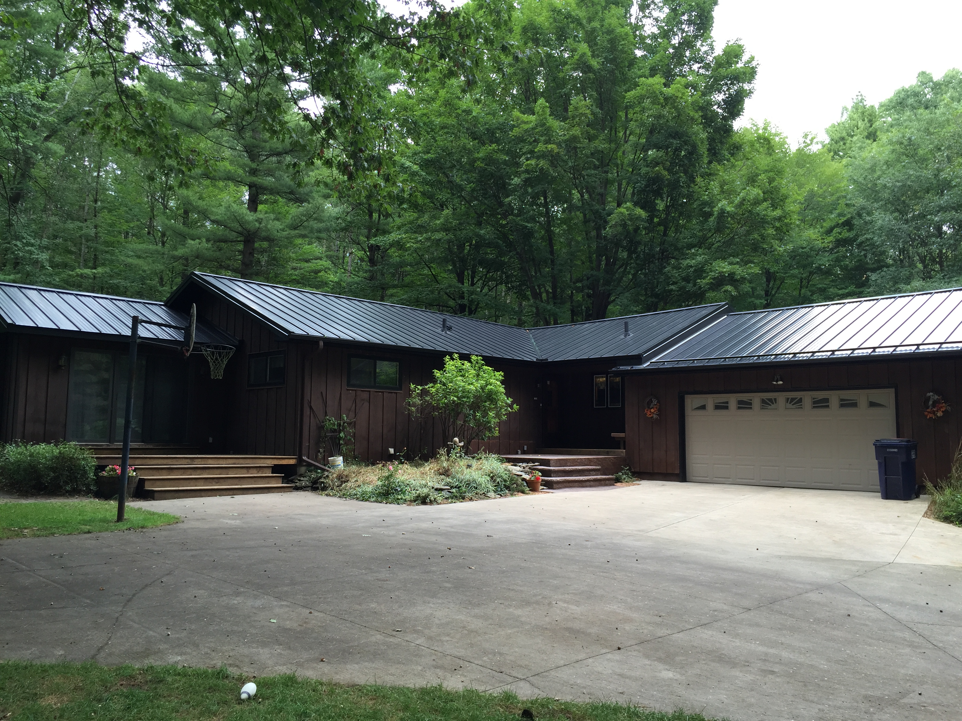 Standing Seam Metal Roofing In Stevens Point Wi Roof