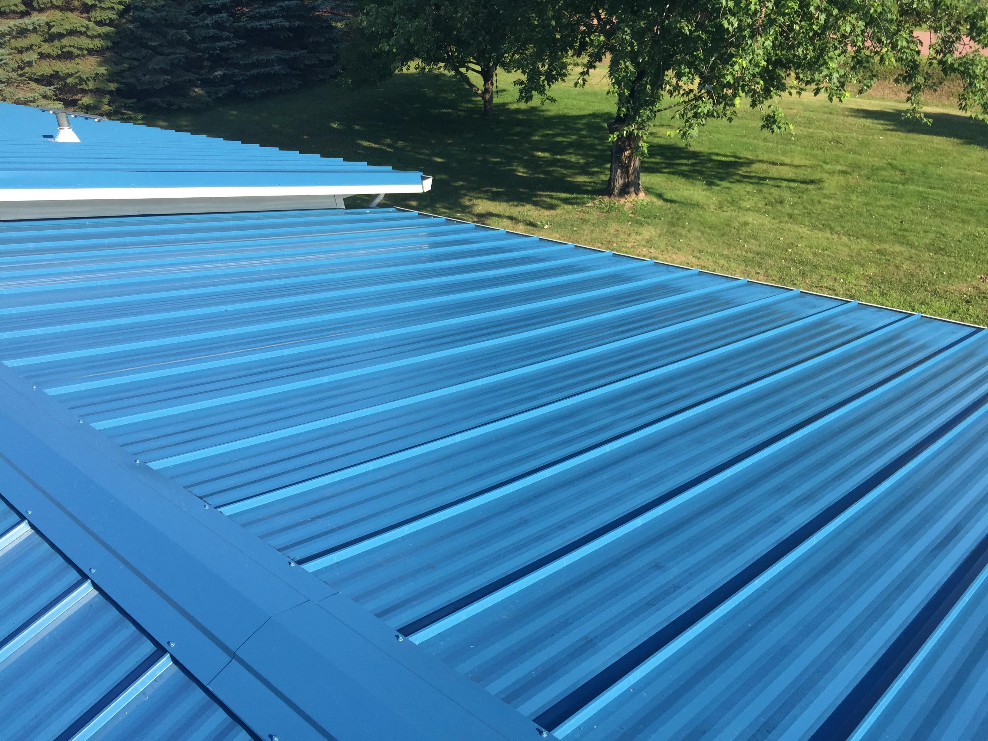 Standing Seam Metal Roofing Gallery Oakwood Exteriors
