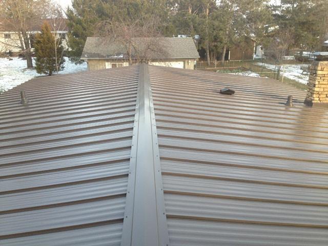 Standing Seam Metal Roofing Wausau