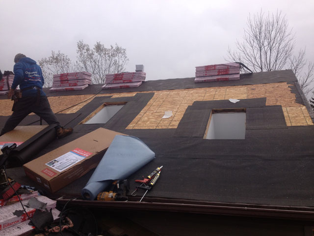 Skylight Installation Amp Repairs Roofer In Stevens Point Wi