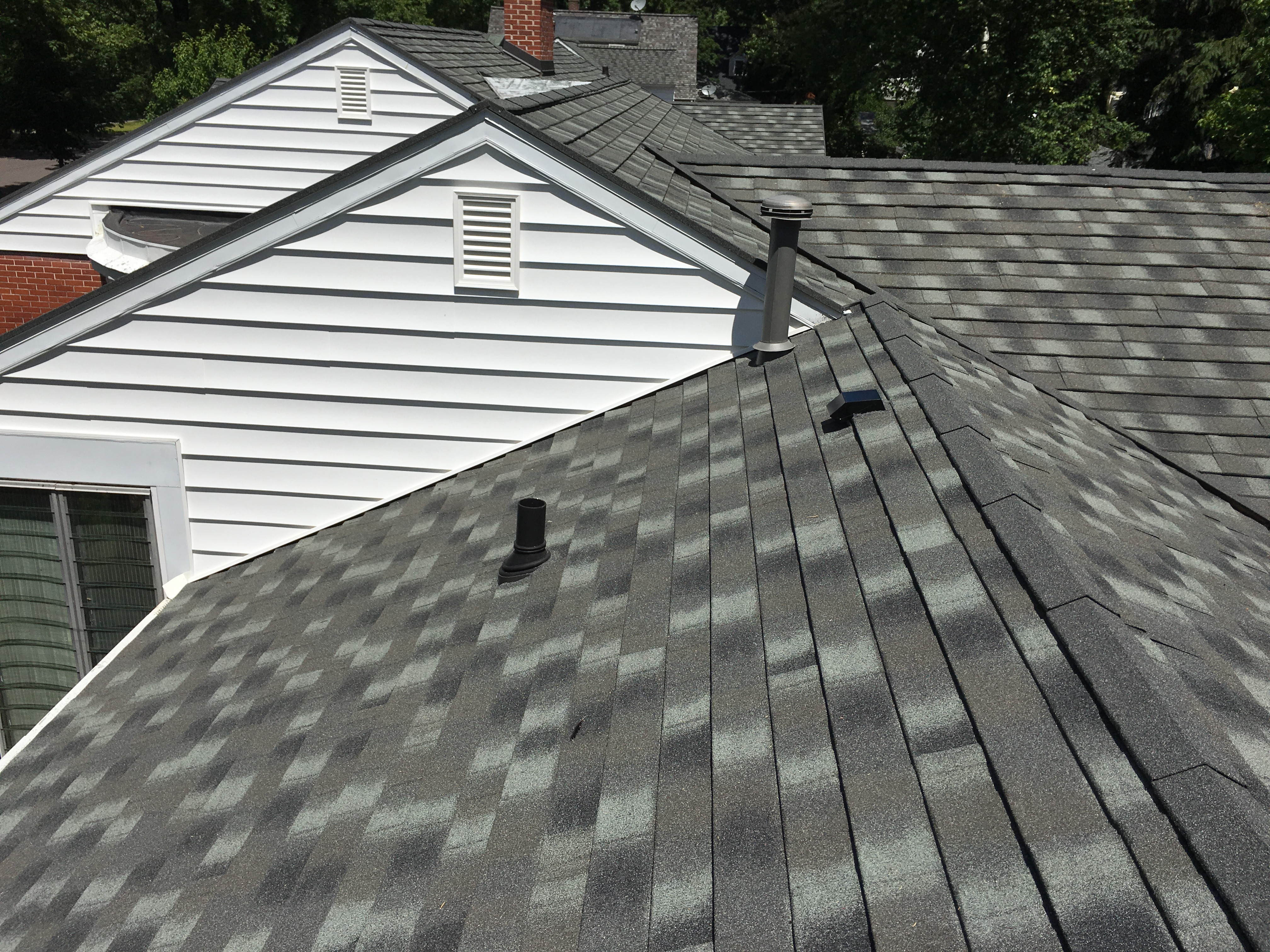 2 & Stone Coated Steel - Decra Shingle XD Roof Replacement In Wausau WI ...