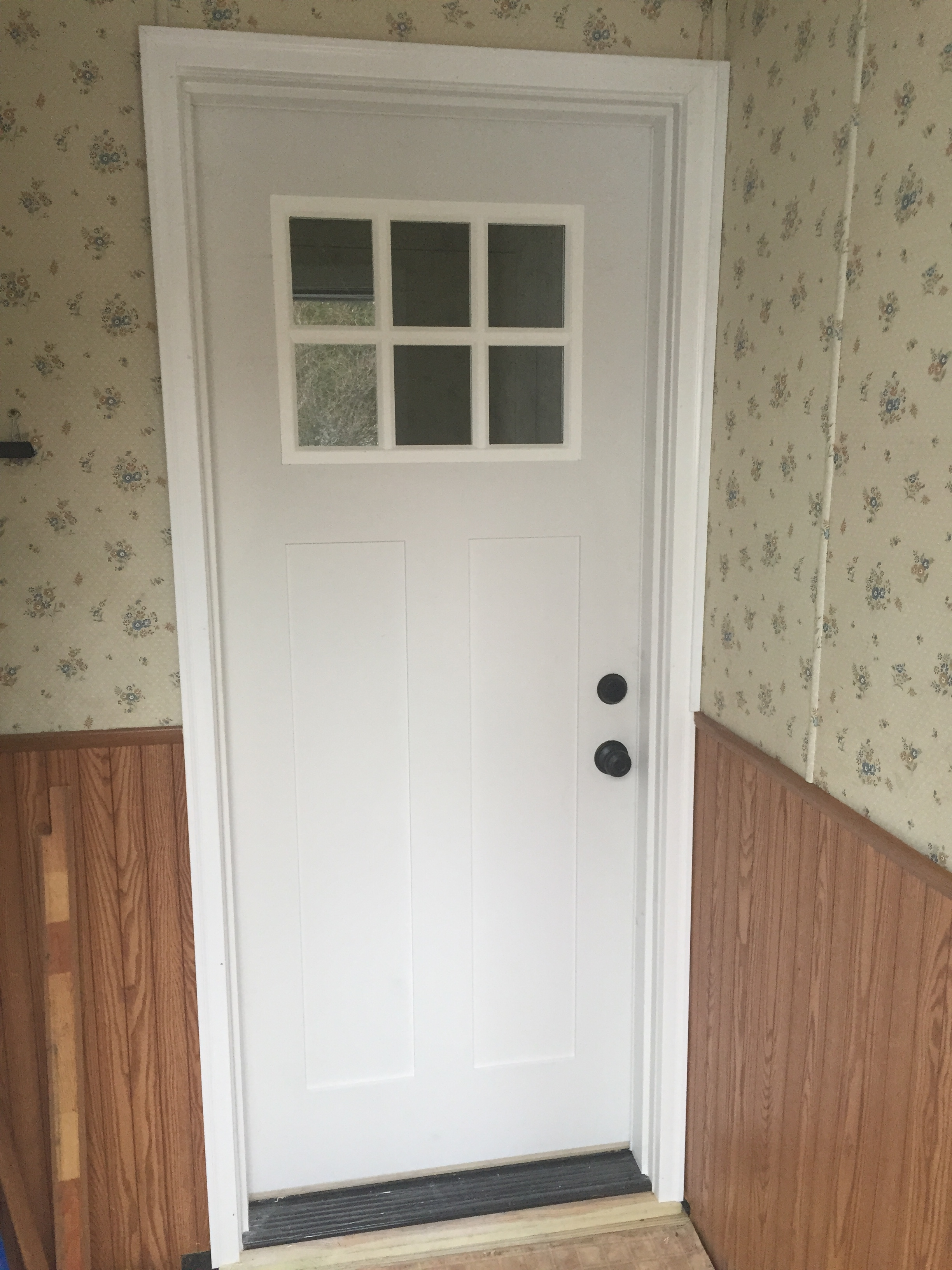 Replacement Entry Door Wisconsin Rapids