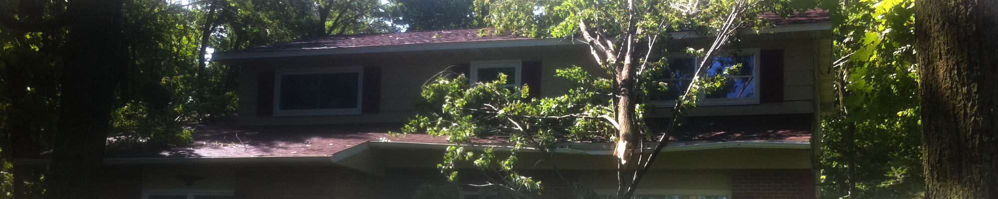 Storm Damage Restoration in Wisconsin