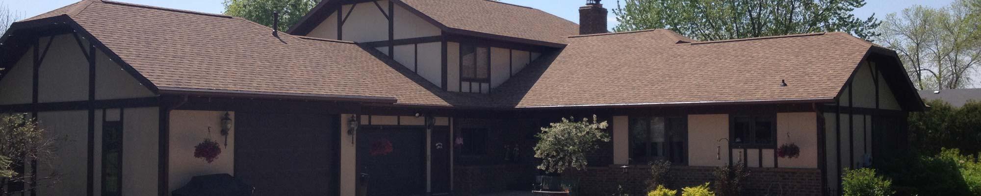 Roof Repairs in Stevens Point, WI