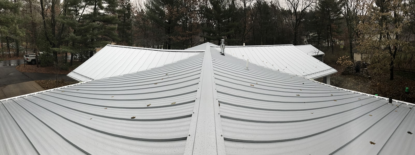 Standing Seam Metal Roofing In Stevens Point, WI   Roof