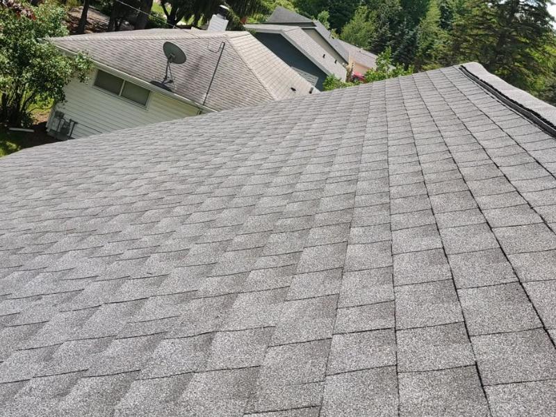 Asphalt Shingle Roof Replacement Contractor in Nekoosa
