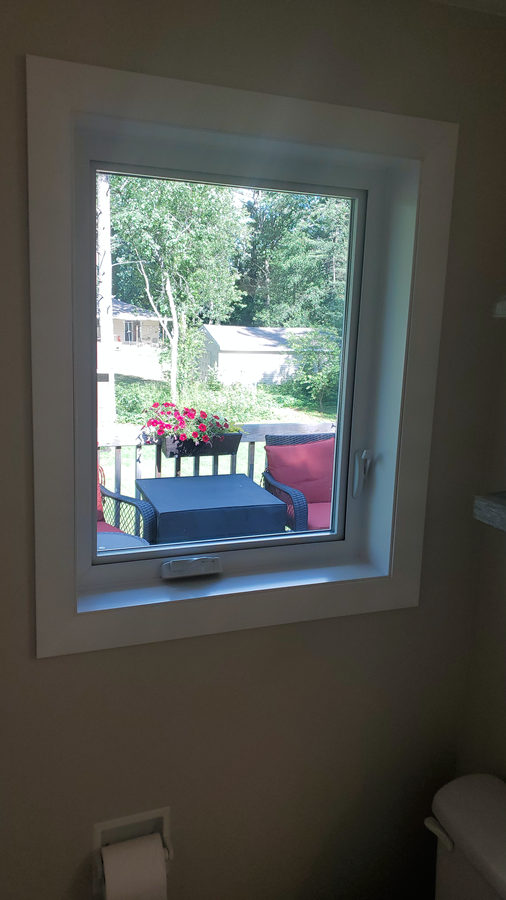 Thermo-Tech Full Frame Window Replacement Contractor in Menasha