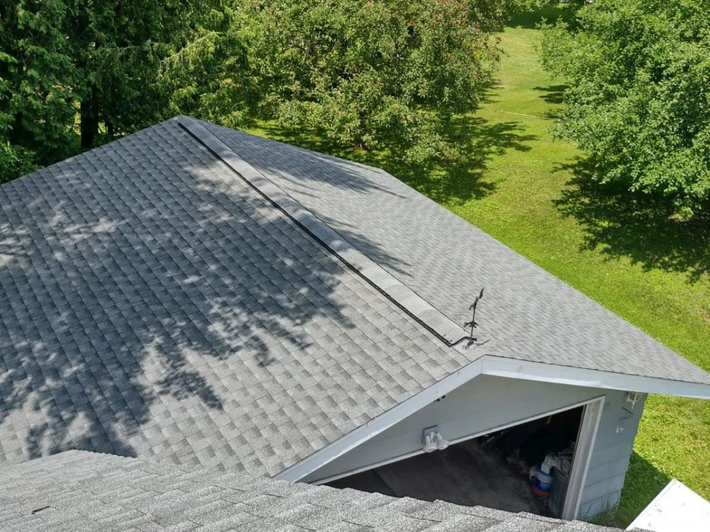 Asphalt Shingle Roof Replacement Contractor in Merrill