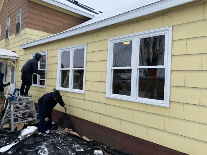 Thermo-Tech Full Frame Window Replacement Contractor in Nekoosa
