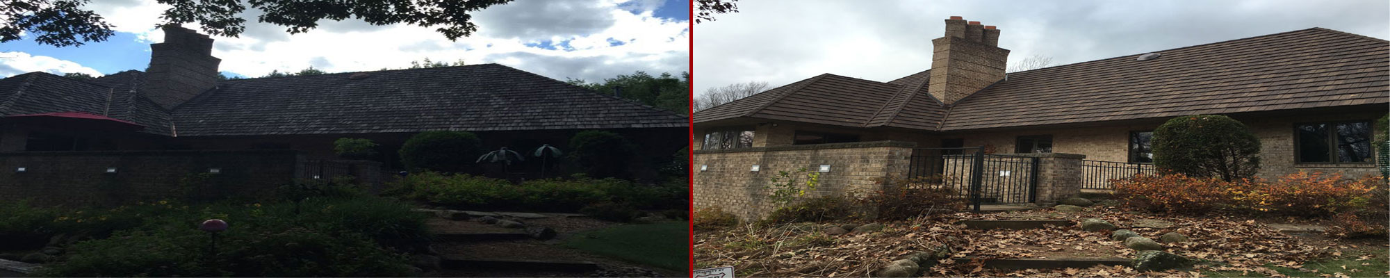 Stone Coated Steel Roofing Shingles Decra Metal Roofing