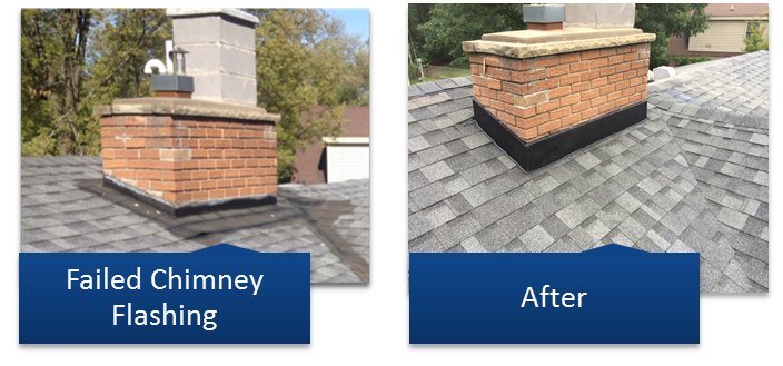 How To Repair Leaking Chimney Roof Flashing Today S
