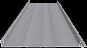Standing Seam Metal Panel Profile