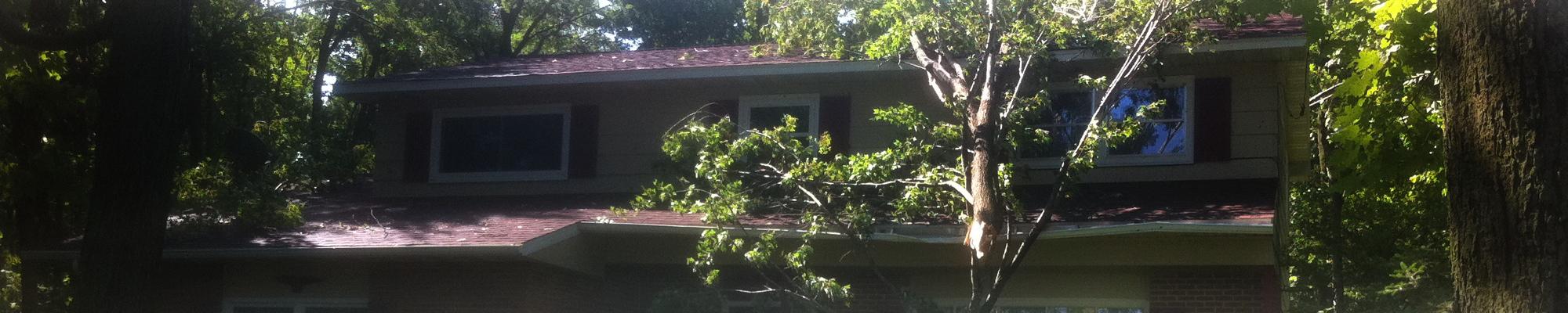 Storm Damage Restoration in Wisconsin
