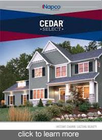 Napco Cedar Select Brochure
