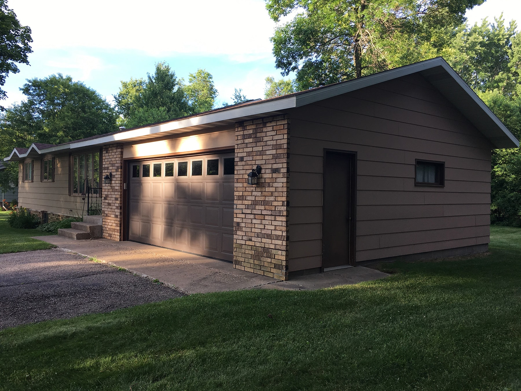 Napco American Splendor Vinyl Siding In Stevens Point Wi