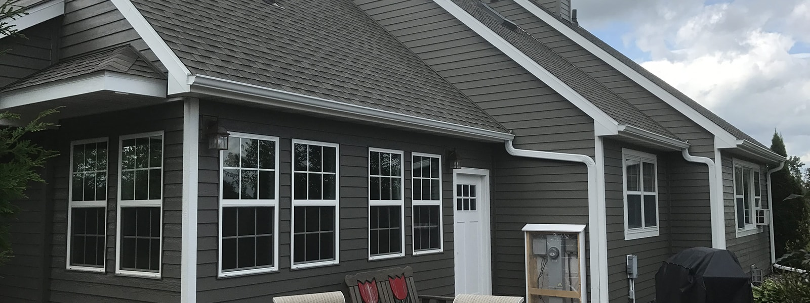 Stevens point siding contractor vinyl siding siding repairs for Lp smart siding reviews