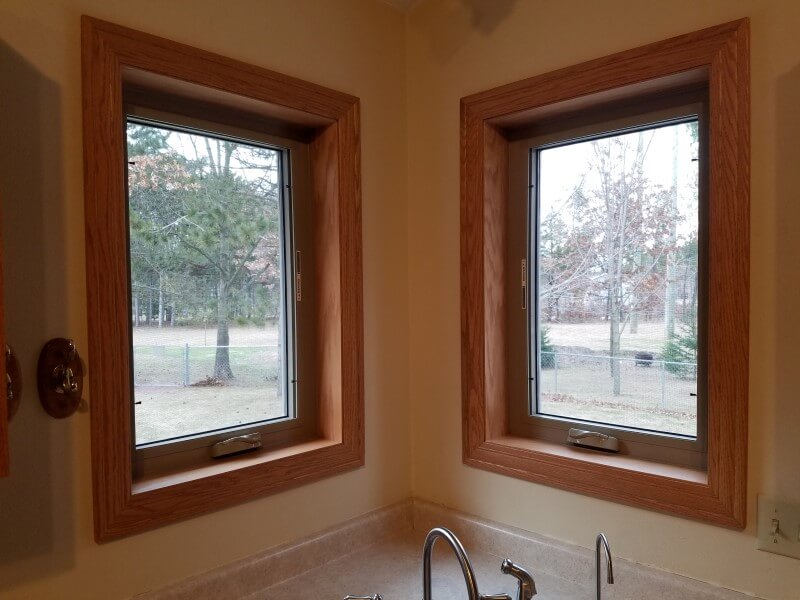 Thermo Tech Full Frame Replacement Windows In Stevens