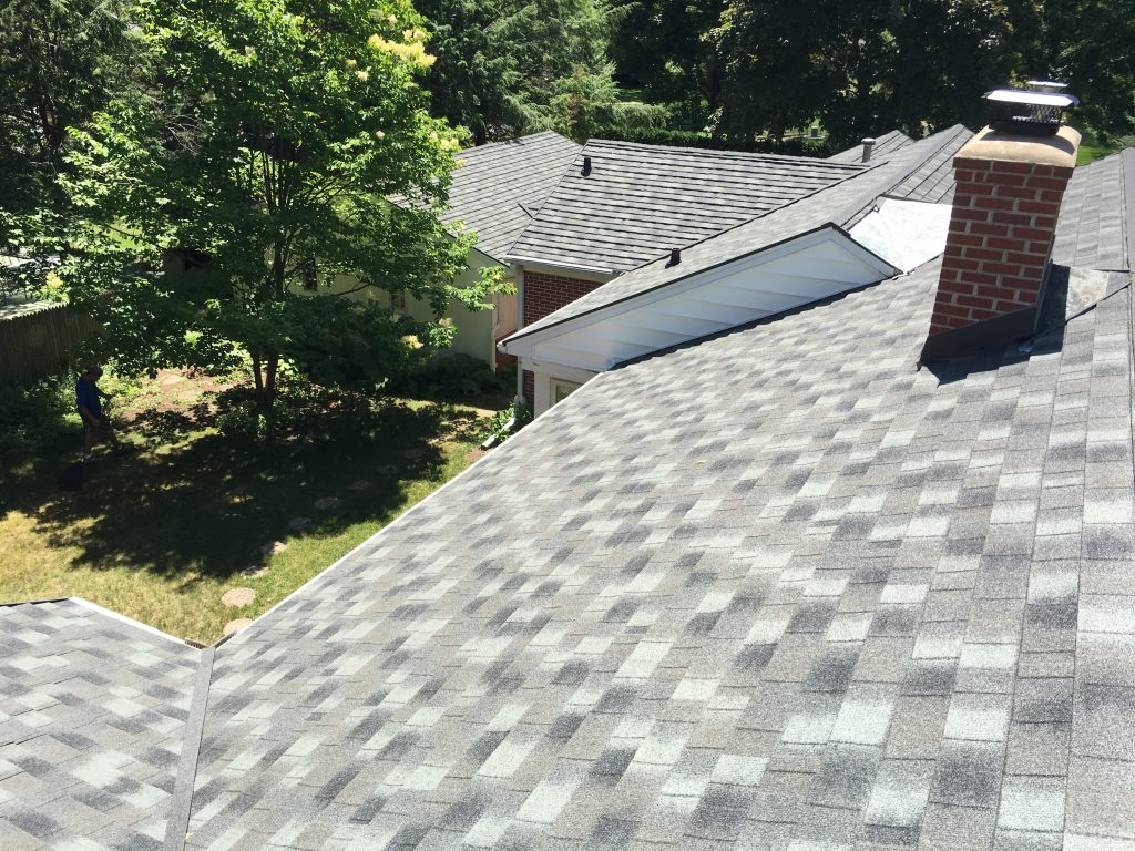 Stone Coated Steel Decra Shingle Xd Roof Replacement In