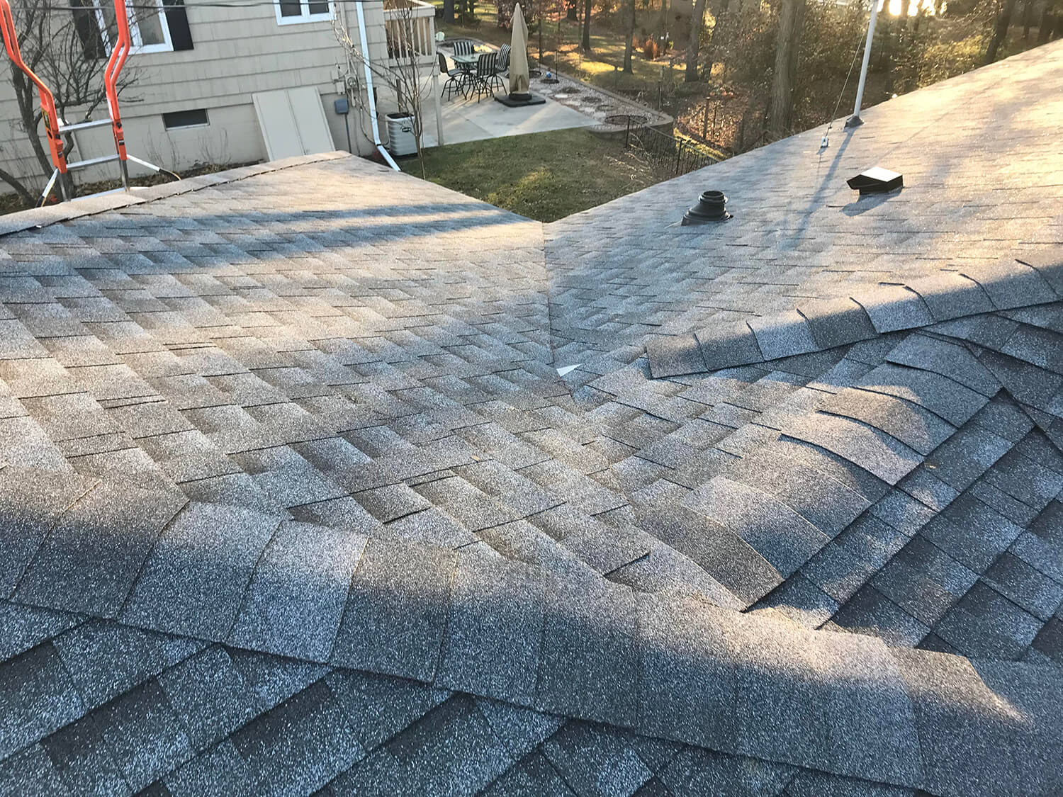 Gaf Timberline Hd Roof Replacement Stevens Point Wi
